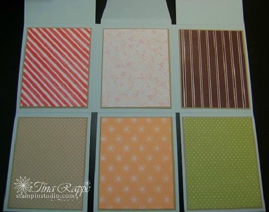 Stampin' Sisters Retreat, Mini Scrapbook, Stampin' Up! Sale-a-bration Hey Chick stamp set, Stampin' Studio