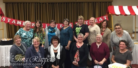 Stampin' Sisters Retreat, Newbies, Stampin' Studio