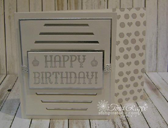 Stampin' Sisters Retreat, Stampin' Up Window Shopping stamp set, Window Box Thinlits Dies, Stampin' Studio