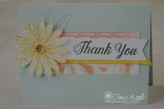 Stampin' Up, Daisy Delight  stamp set, Daisy Punch, Delightful Daisy Suite, Sneak Peek, Stampin' Studio