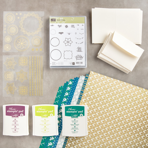 Stampin' Up!Eastern Palace Starter Bundle, Stampin' Studio