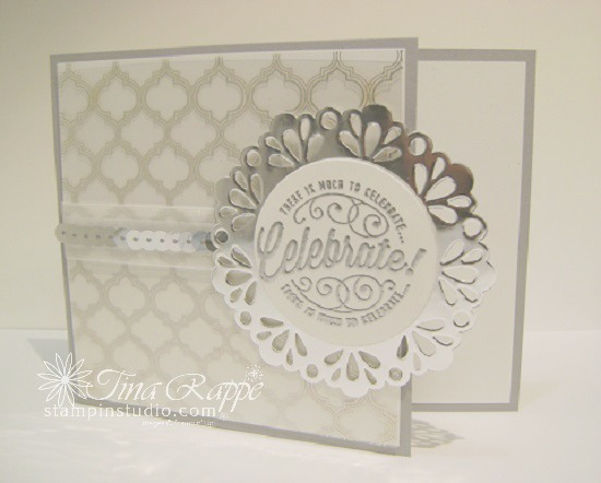 Stampin' Up! Here's to Cheers stamp set, Stampin' Studio