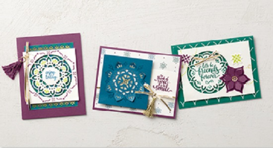 Stampin' Up! Eastern Palace Suite, Stampin' Up!