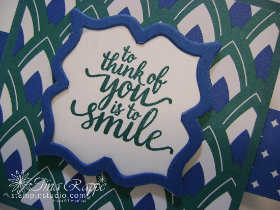 Stampin' Up! Eastern Palace Suite, Eastern Beauty, Eastern Medallion Framelits, Stampin' Studio
