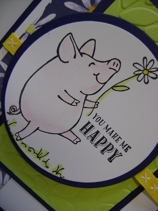 Stampin' Up! This Little Piggy stamp set, Stampin' Studio