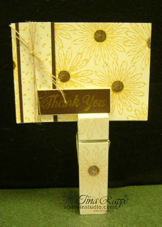 Stampin' Up! Delightful Daisy Suite, Daisy Delight stamp set, Daisy Punch, Stampin' Studio