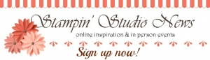 Stampin' Studio News