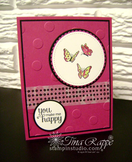 Stampin' Up! Sharing Sweet Thoughts stamp set,Ronald McDonald stamp set, Stampin' Studio