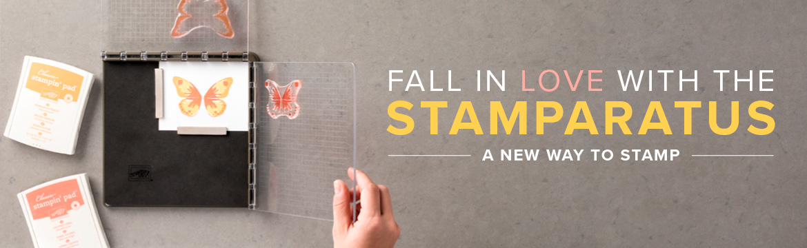Stampin' Up! Stamparatus, Stampin' Studio