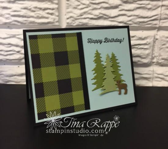 Stampin' Up! Card Front Builder Thinlits, Stampin' Studio