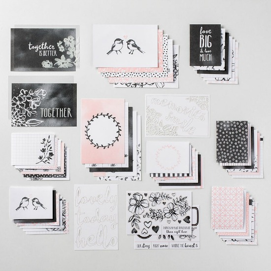 Stampin' Up! Petal Passion Memories & More Card Kit, Stampin' Sister's Retreat, Stampin' Studio