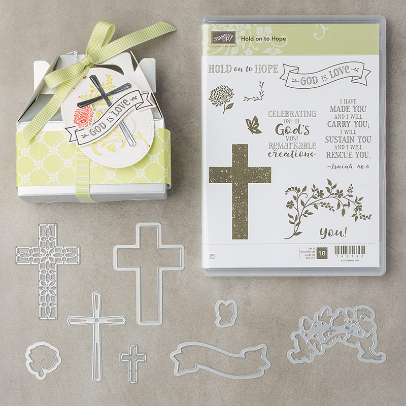 Stampin' Up!, Hold on to Hope Bundle, Stampin' Sister's Retreat 2018, Stampin' Studio