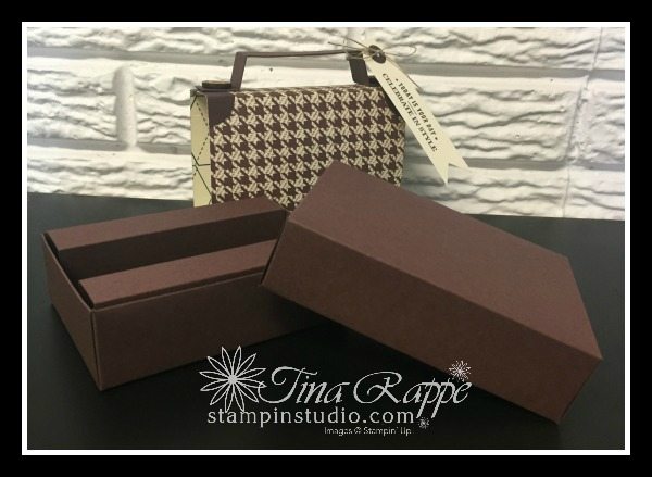Stampin' Up!, True Gentleman Suite, Stampin' Sister's Retreat 2018, Stampin' Studio