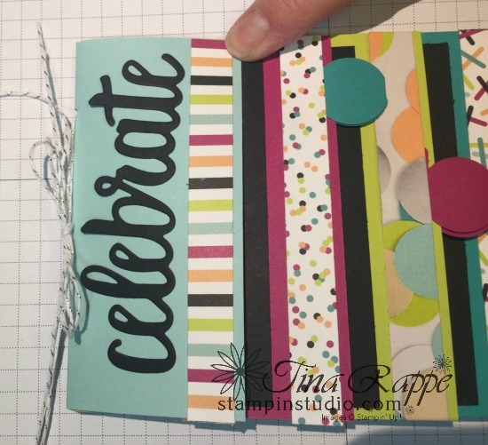 Stampin' Up!, Picture Perfect Party DSP, scrapbook, Stampin' Sister's Retreat 2018, Stampin' Studio
