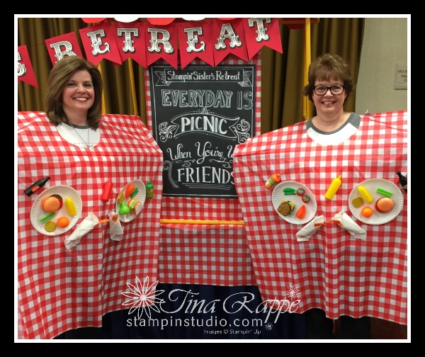 Stampin' Up!, Stampin' Sister's Retreat 2018, Stampin' Studio