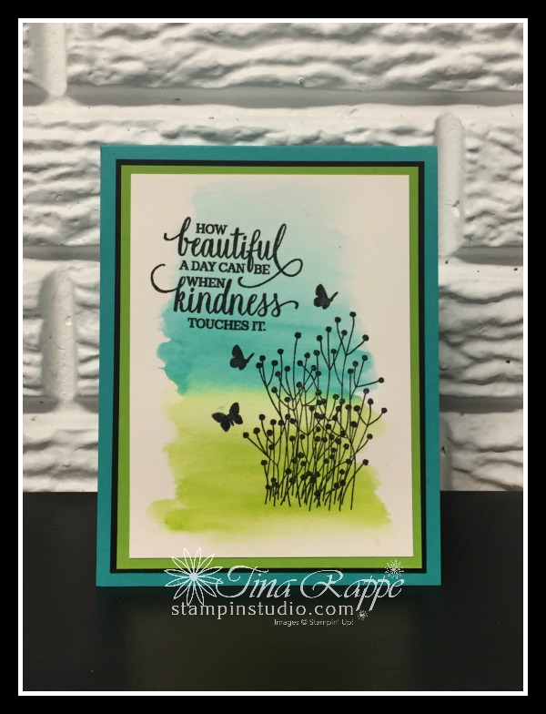 Stampin' Up! Enjoy Life stamp set, Stampin' Studio