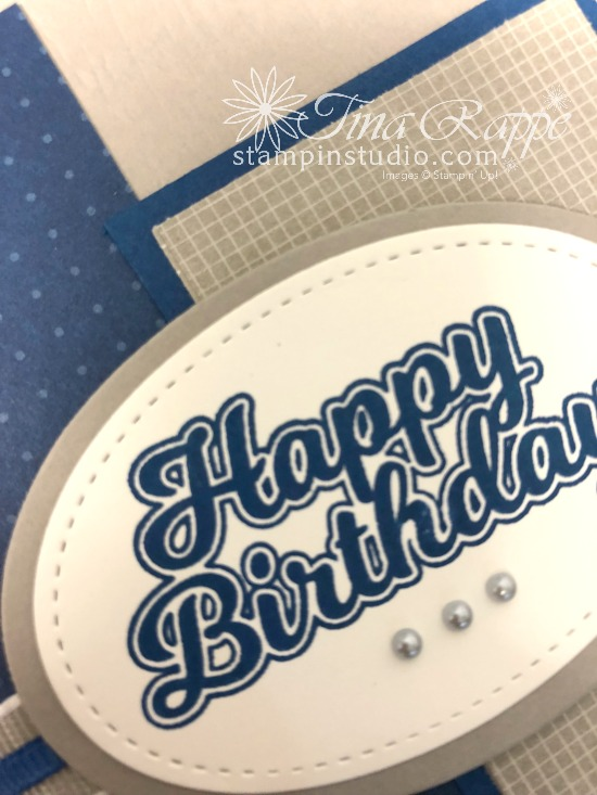 Stampin' Up! Blow out the Candles, Stampin' Studio