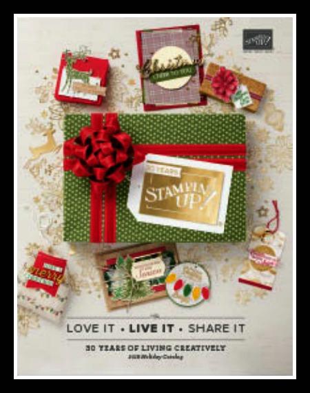 Stampin' Up! Holiday Catalog 2018, Stampin' Studio