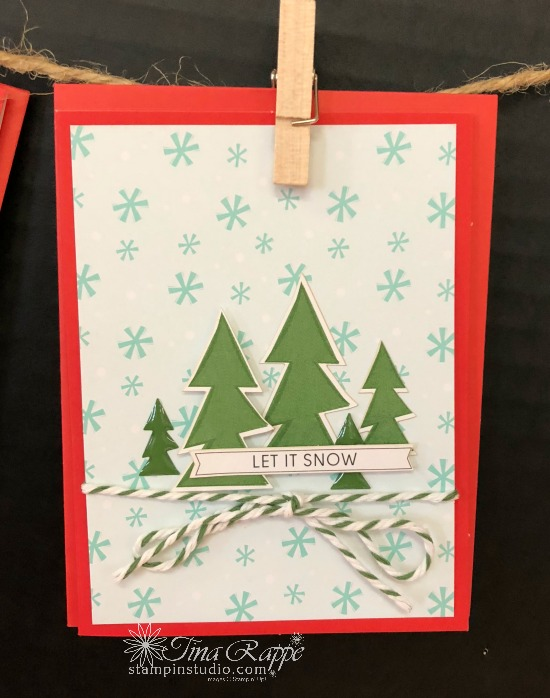 Stampin' Up! Santa's Workshop Suite, Stampin Sisters Holiday Hoopla, Stampin' Studio