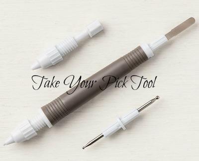 Stampin' Up! Take Your Pick Tool, Stampin' Studio