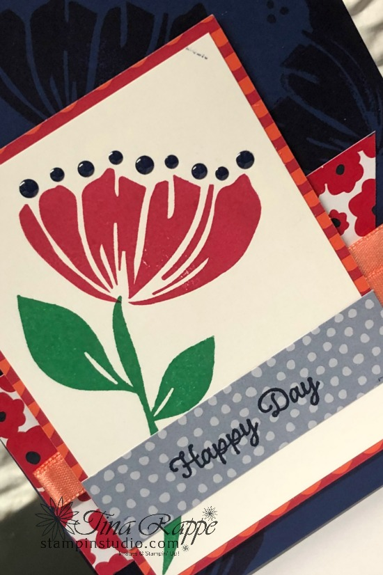 Stampin' Up! Happiness Blooms Suite, Bloom by Bloom stamp set, Stampin' Studio.com