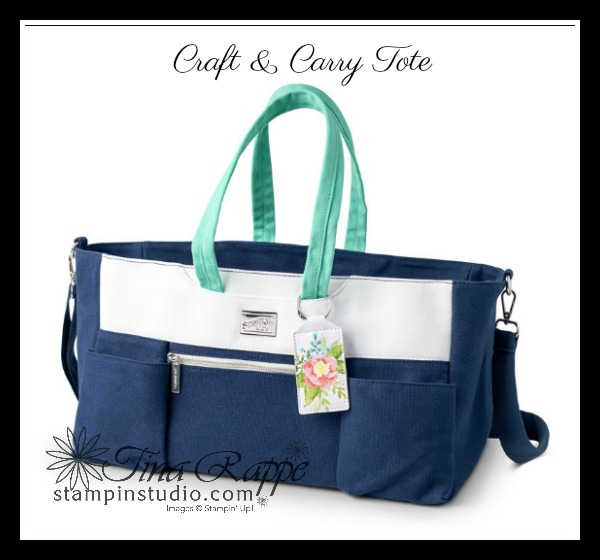 Stampin' Up! Craft & Carry Tote, Stampin' Studio