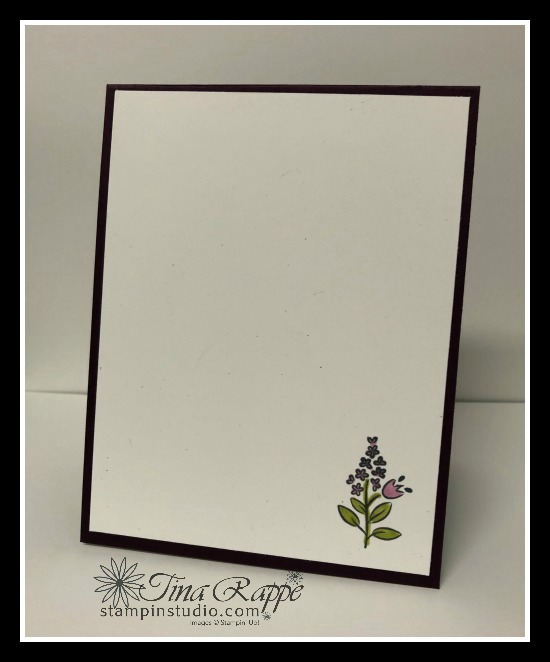 Stampin' Up! All That You Are stamp set, Stampin' Studio