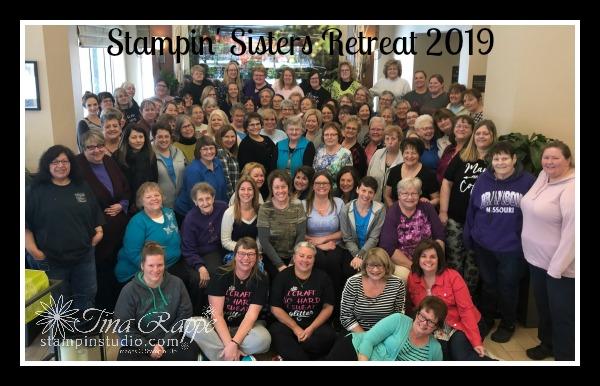 Stampin' Sisters Retreat 2019, Stampin' Studio