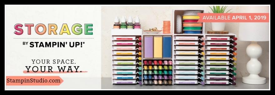 Stampin' Up! Storage By Stampin' Up! Stampin' Studio