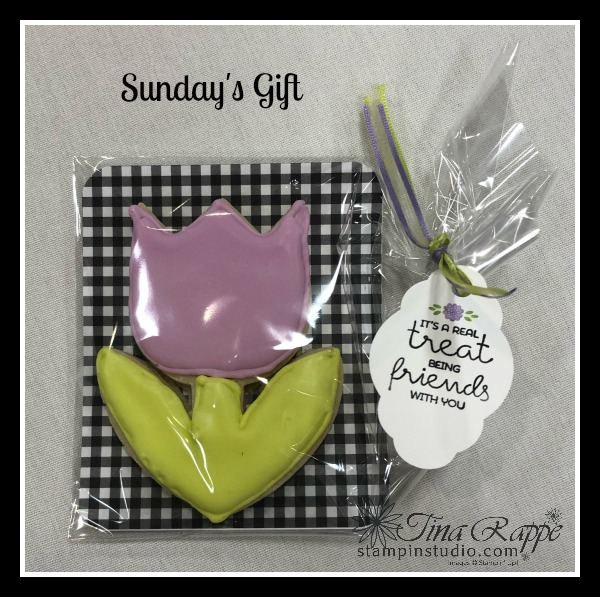 Stampin' Sisters Retreat, Sunday's Sweet Treat, Stampin' Studio