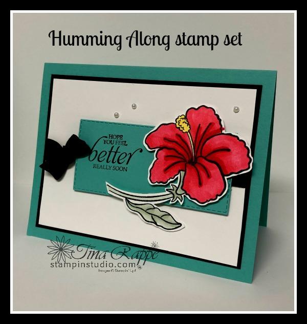 Stampin' Up! Humming Along stamp set, Stampin' Studio