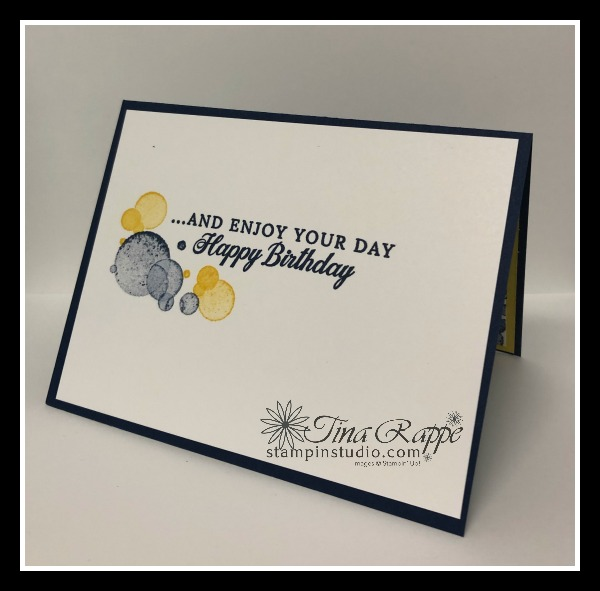 Stampin' Up! Beauty Abounds stamp set, Life is Grand stamp set, Stampin' Studio