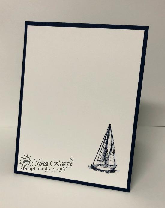 Stampin' Up! Sailing Home stamp set, Stampin' Studio