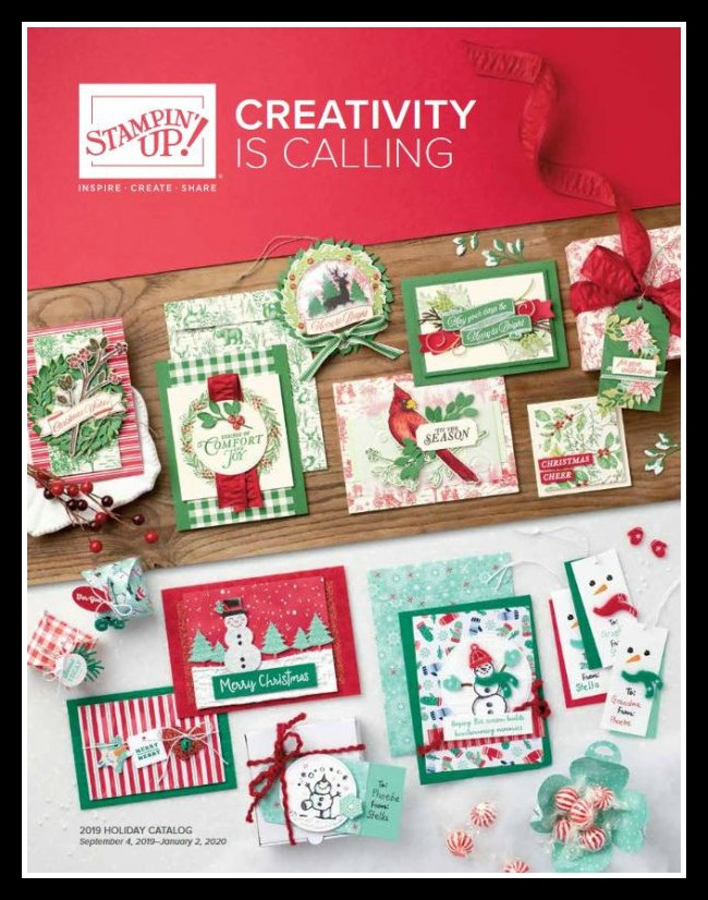 Stampin' Up! 2019 Holiday Catalog, Stampin' Studio