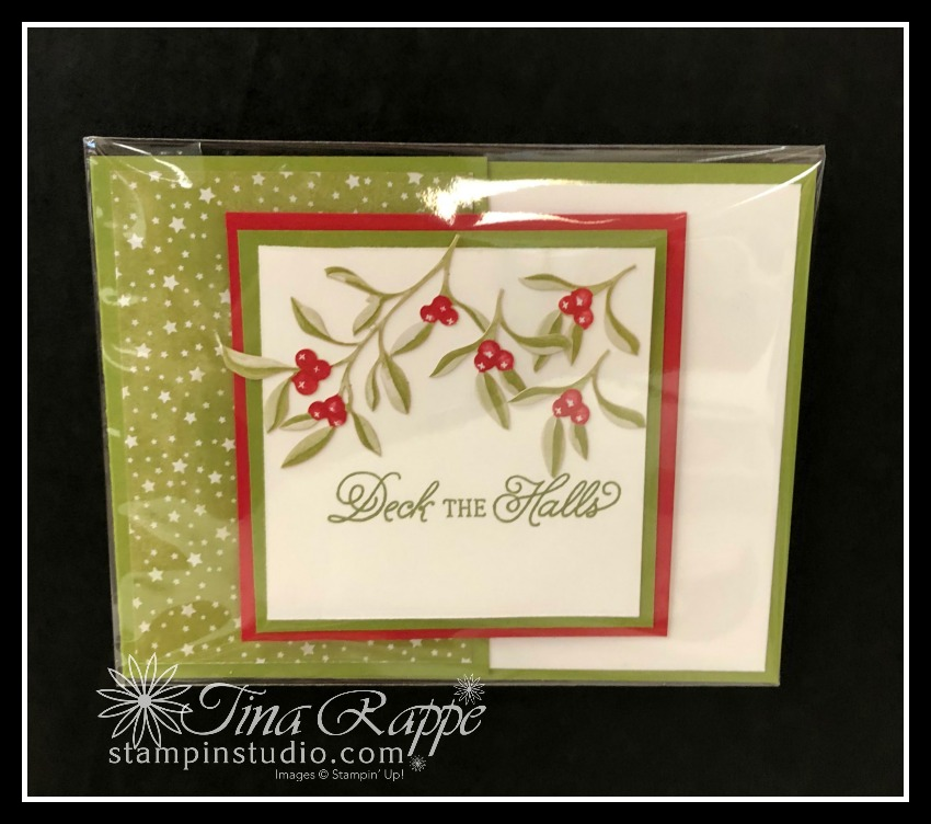 Stampin' Up! Most Wonderful Time Product Medley, Stampin' Sisters Holiday Hoopla, Stampin' Studio