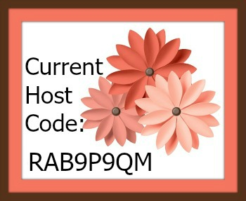 Stampin' Studio Host Code