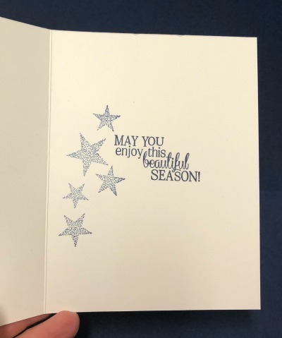 Stampin' Up! So Many Stars stamp set, Stitched Star Dies, Stampin' Studio
