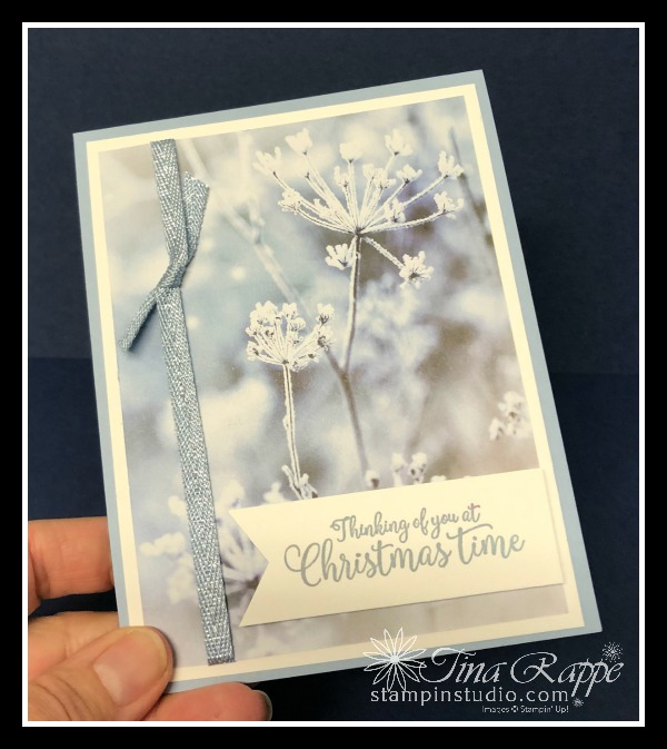 Stampin' Up! Feels Like Frost Designer Series Paper, Stampin' Studio