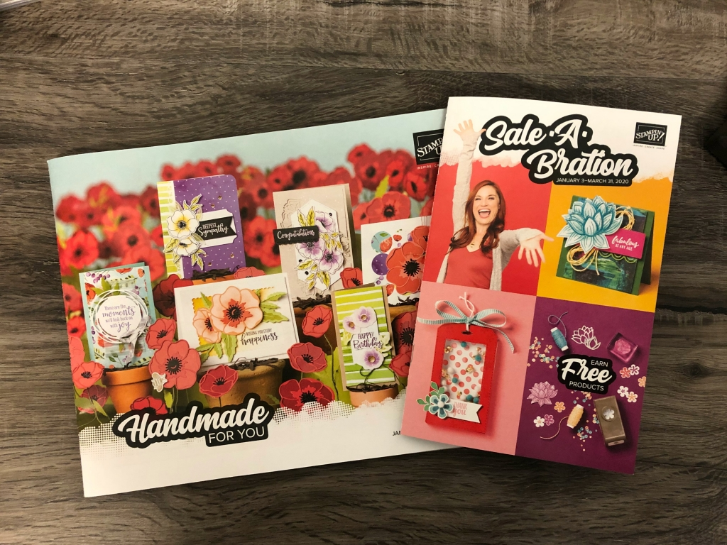 Stampin' Up! 2020 Mini & Sale-a-bration Catalogs, Stampin' Studio