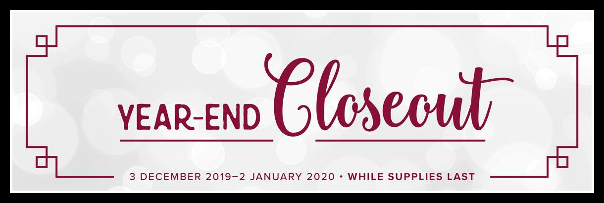 Stampin' Up! Year End Closeout Sale, Stampin' Studio