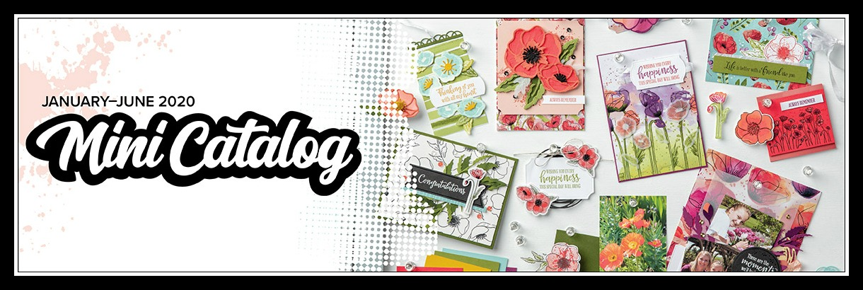 Stampin' Up! Mini Catalog, Stampin' Studio
