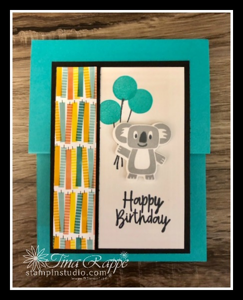 Stampin' Up! Bonanza Buddies Bundle, Fun Fold Cards, Stampin' Sisters Retreat, Stampin' Studio