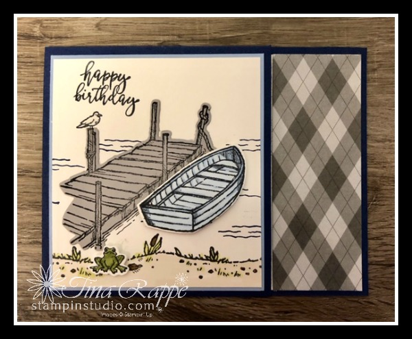 Stampin' Up! By the Dock Bundle, Stampin' Sisters Retreat, Stampin' Up