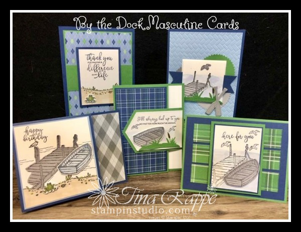 Stampin' Up! By the Dock Bundle, Stampin' Sisters Retreat, Stampin' Up!