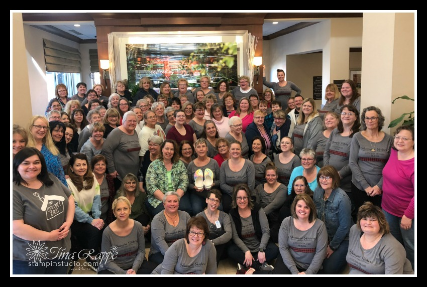 Stampin' Up! Stampin' Sisters Retreat